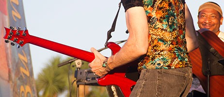 Santana Tribute guitarist and keyboardist